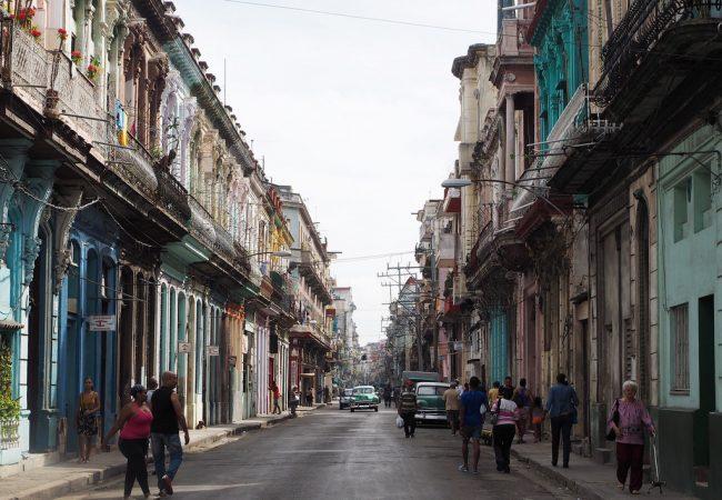 Callejón de Hamel ja ihan tavallistakin Havannaa