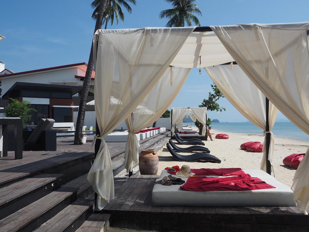 Aava Resort and Spa kymmenen kilometrin rannalla