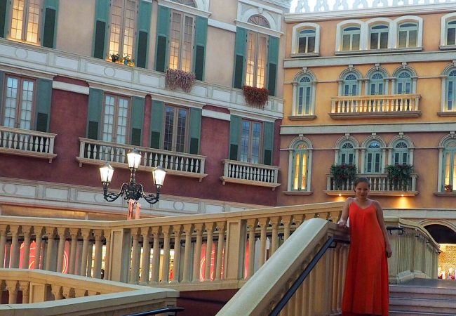 The Venetian, Macao – ihan toinen todellisuus