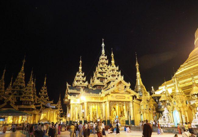 Hauska nähdä taas, Yangon!