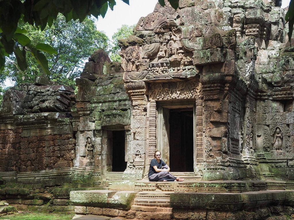 Kambodža kokemuksia