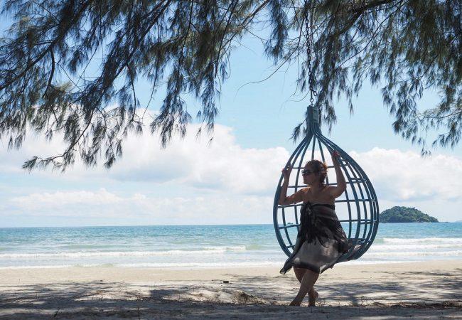 Otres 2 Beach – rantaelämää Kambodžassa