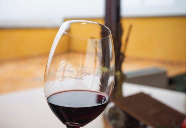 Rioja Alavesa on Baskimaan viinien sydän