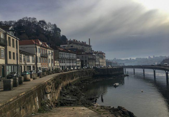 Porto lenkkeilijän silmin. Douron rantamien ihanat näkymät