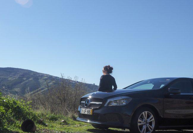 Maailman romanttisin reitti. Autolla Douron rinteillä Portugalissa