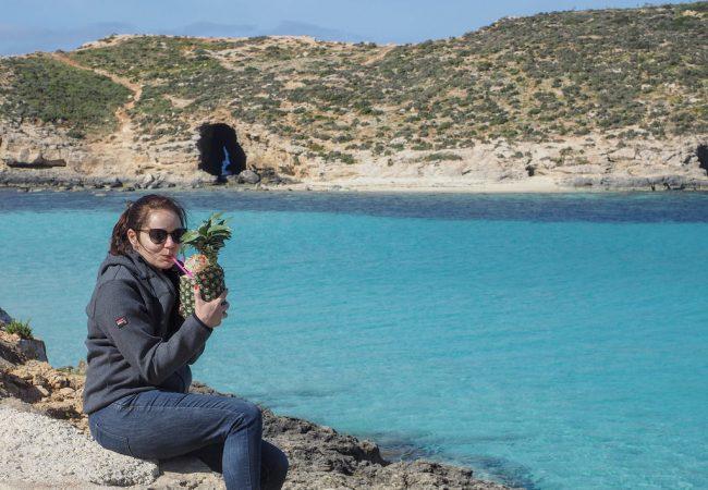 Karun kaunis Comino – Maltan pienin saari
