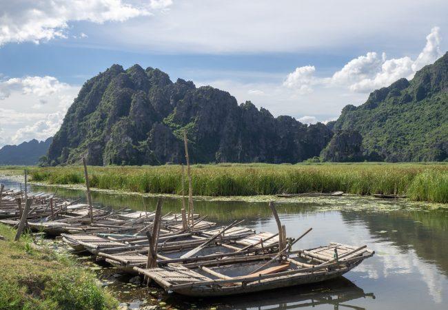 Miksi minulta on tähän asti pimitetty Ninh Binh?