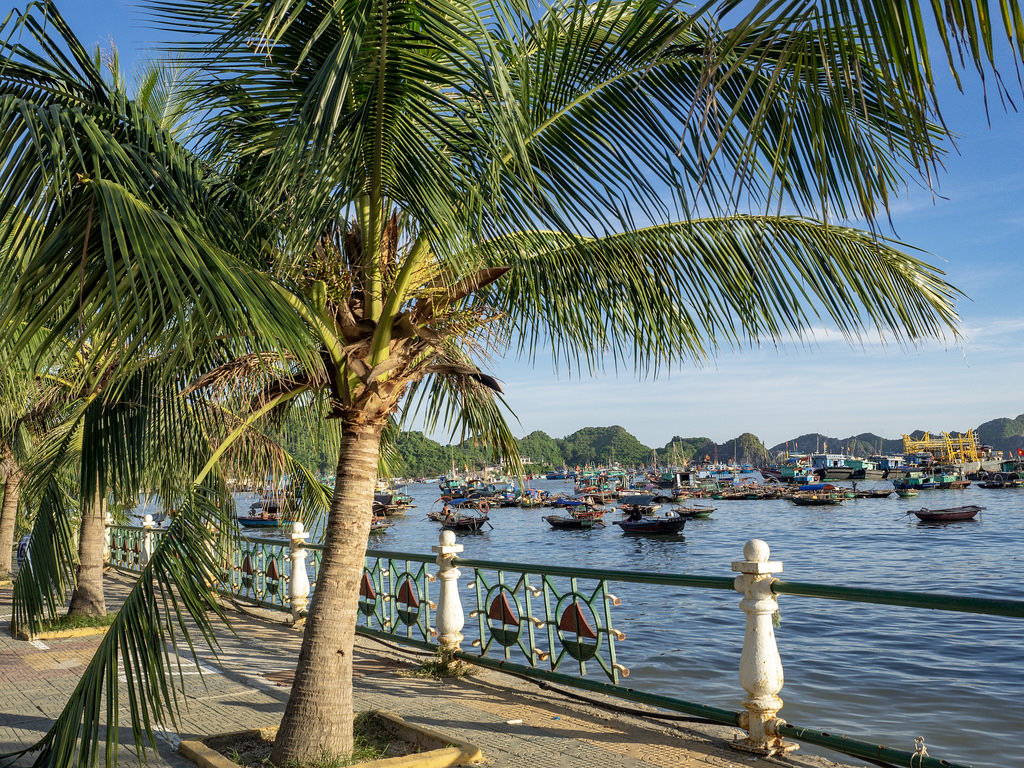 Cat Ba Island – hitti ja huti samaan aikaan