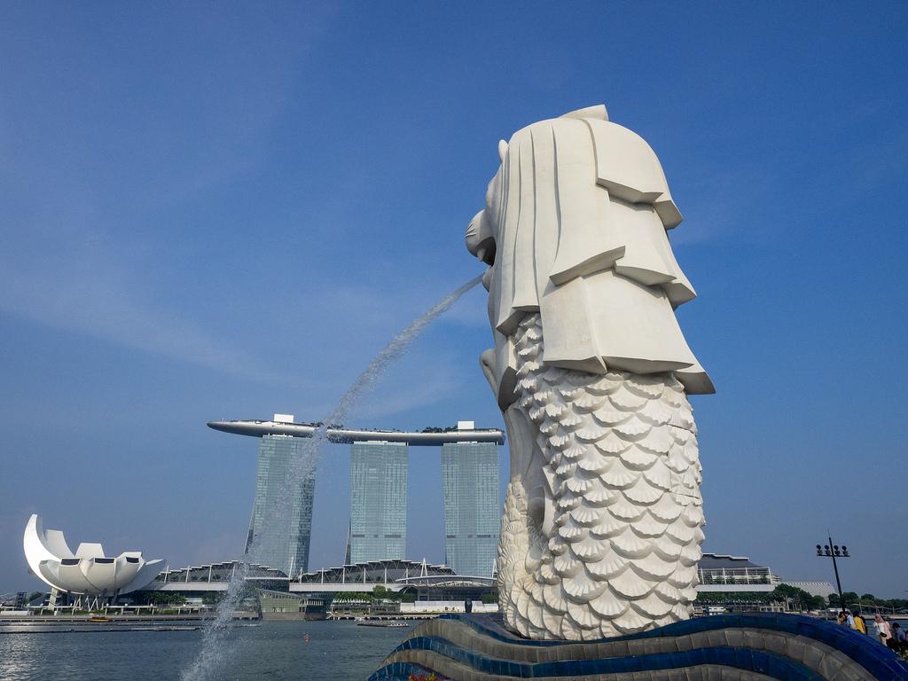 Singapore– 23 satunnaista havaintoa