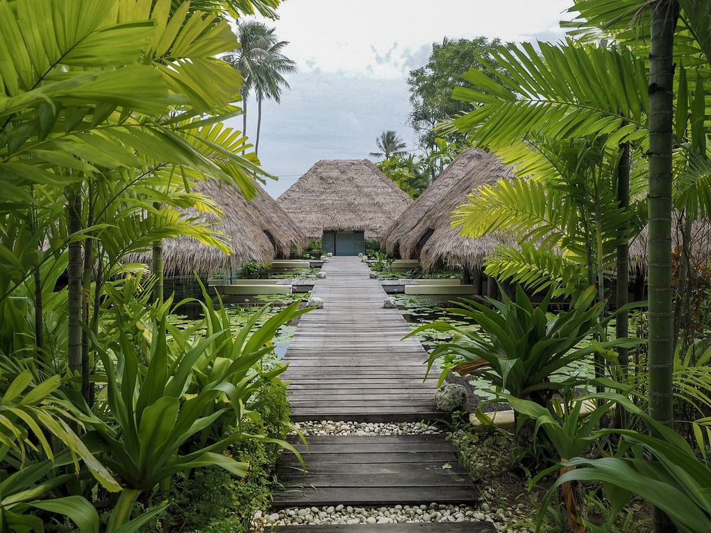 Six Senses Spa – pieni pala taivasta