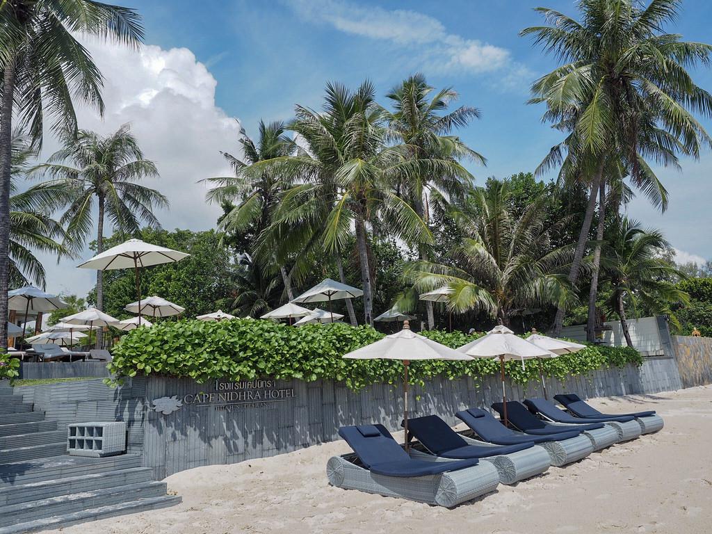 Cape Nidhra Hotel – oma uima-allas halvimmissakin huoneissa
