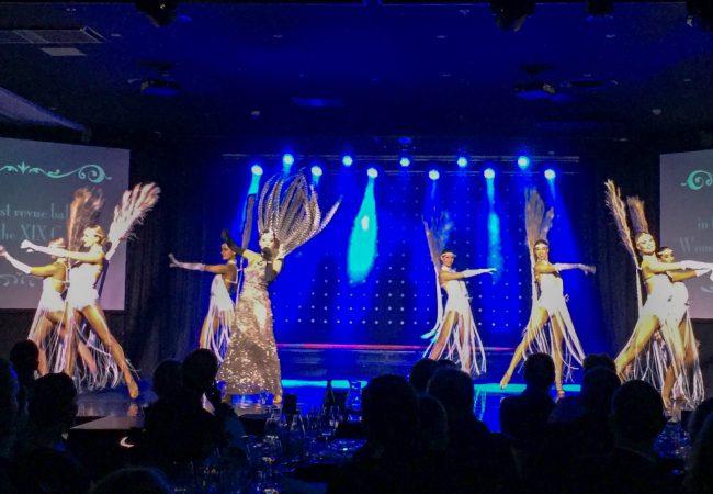 Kabaree Tallinnassa – ilotulitusta kaikille aisteille