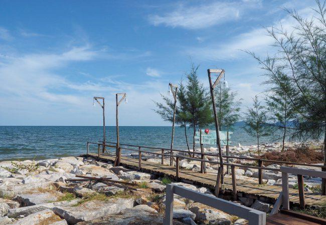 Pranburi – kun haluat lomailla, et niinkään matkustaa