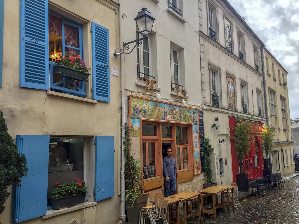 Montmartre, Pariisin taiteilijakukkula
