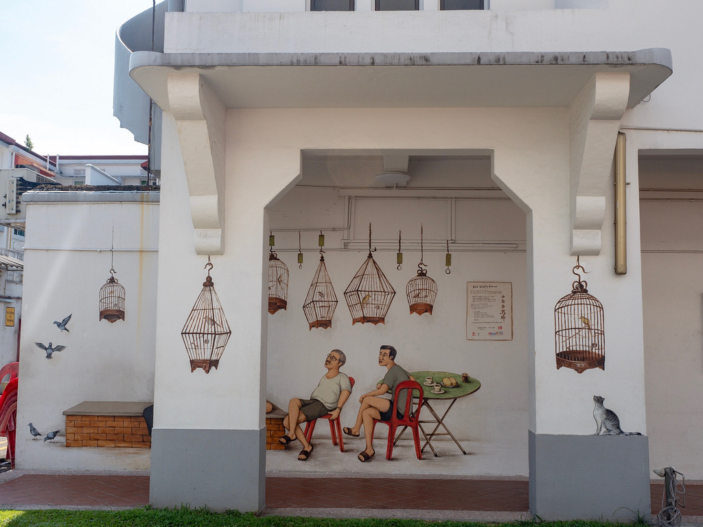 Tiong Bahru – kun Singapore on hip, hip ja pop