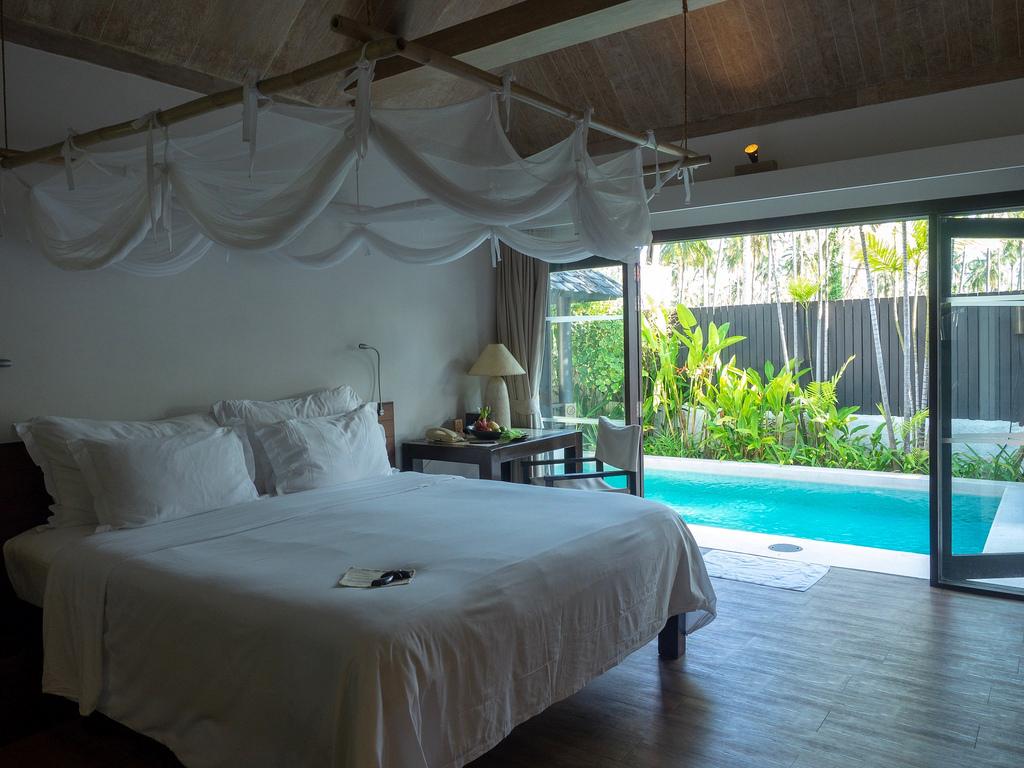 Evason Hua Hin ja unelmien pool villa