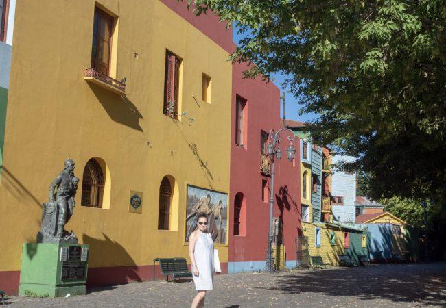 La Boca, Buenos Aires – kun maailmaan tuli värit