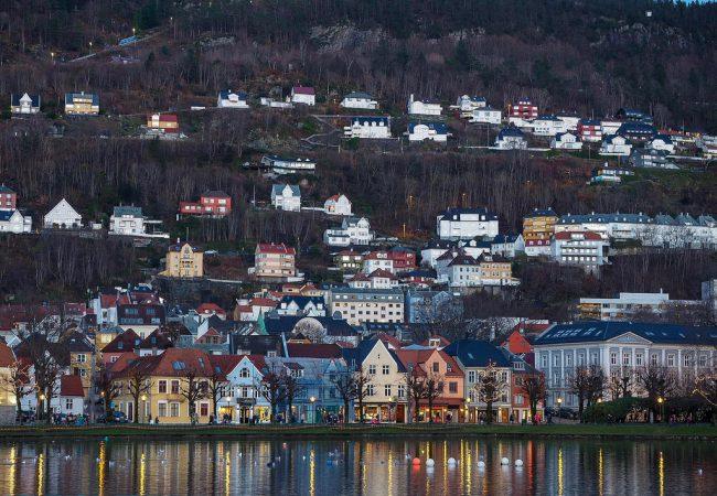 Bergen – huippupaikka minilomalle