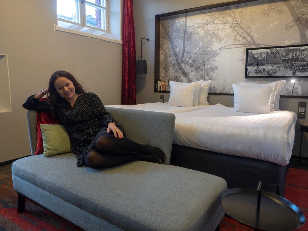 Hotel Katajanokka – kauniita unia punaisten muurien sisällä