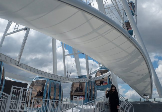 Kupliva Tallinna – Skywheel vie korkeuksiin