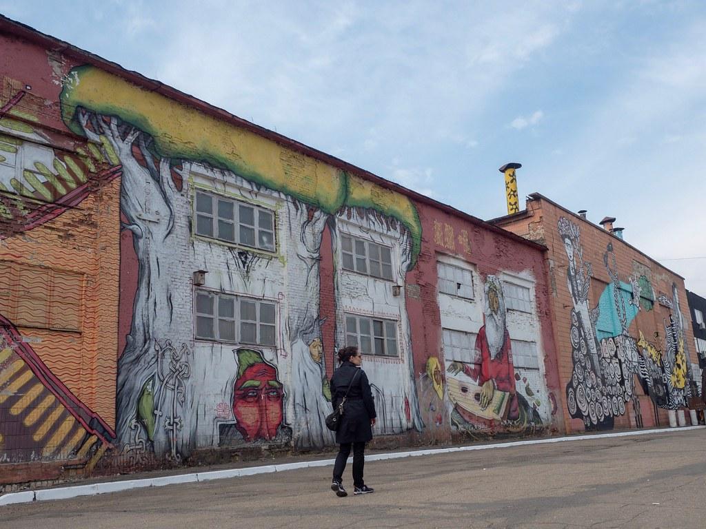 Minsk on monipuolinen viikonloppukohde