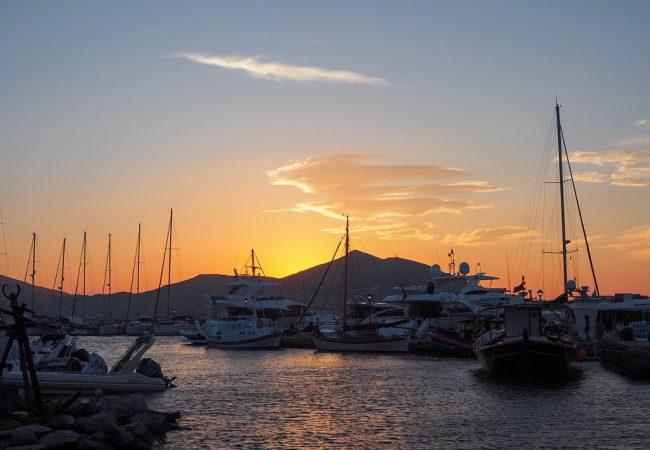 Naoussa, Paros – minun paikkani