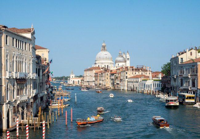 Hei, rakas Venetsia. Me nähtiin taas