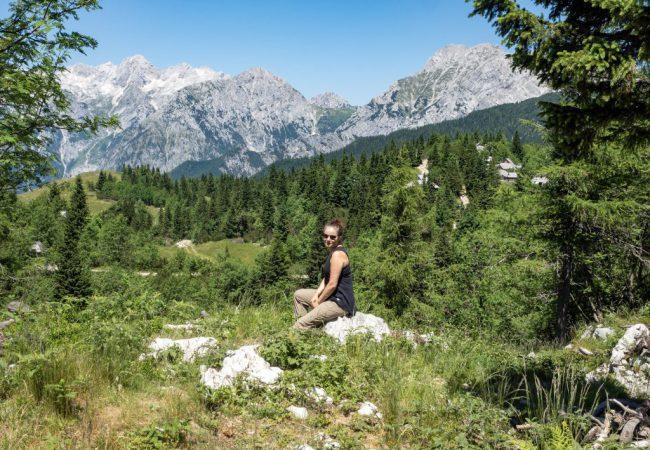 Velika Planina – ihaniin maisemiin lähellä Ljubljanaa