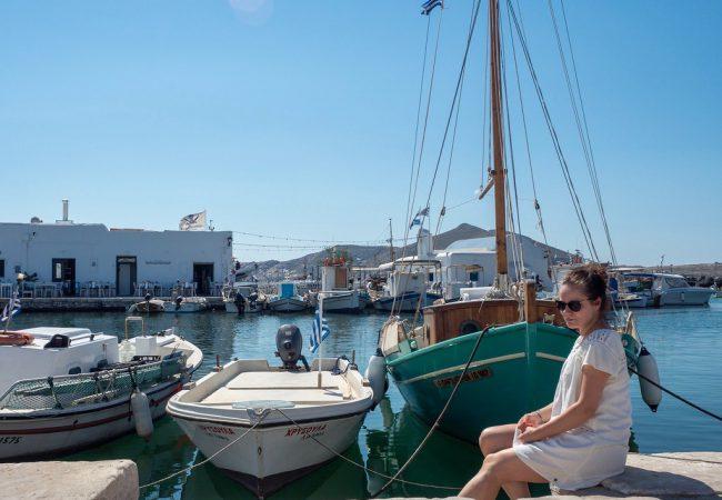Kreikan saarihyppely – budjetti, vinkkejä ja tunnelmia