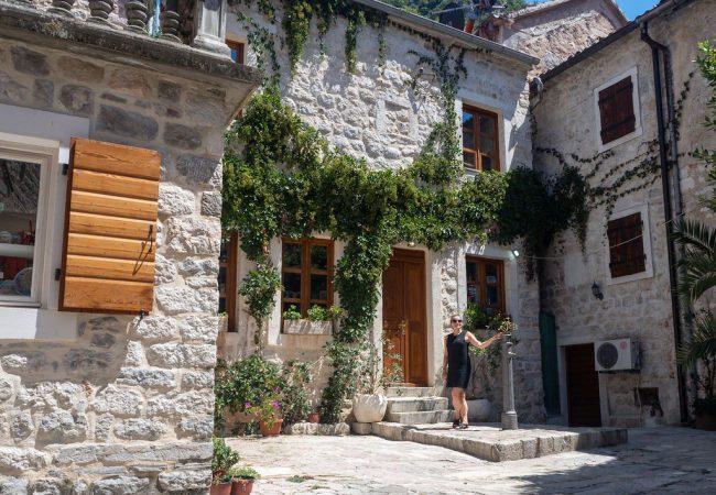Kotor on kauneinta Montenegron rannikkoa