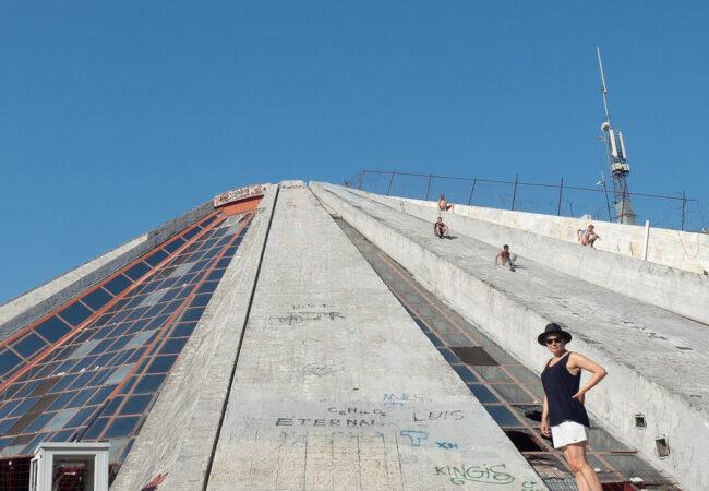 Tirana pääsi yllättämään moderniudellaan