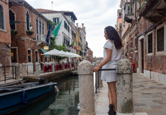 Venetsia – olen tulossa