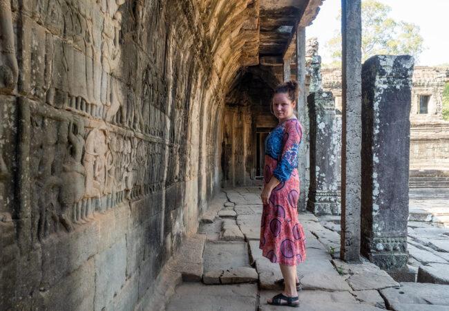 Angkor teki minut onnelliseksi