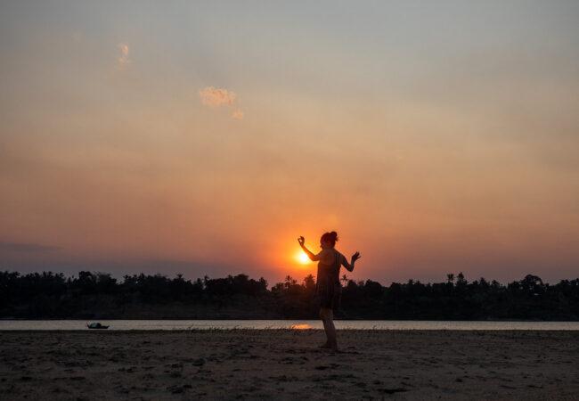 Koh Trong – autenttista kambodžalaista saarielämää