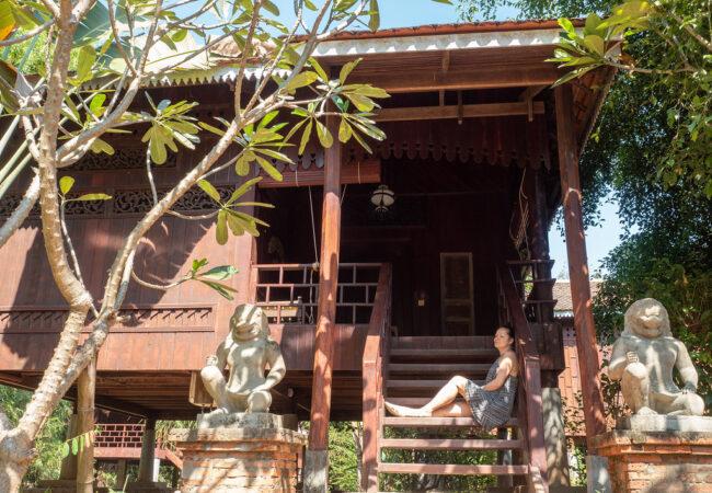 Rajabori Villas ja Koh Trong tekevät hyvää ihmiselle